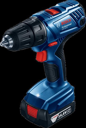 Дрель-шуруповёрт Bosch GSR 140-LI Professional / 0 601 9F8 020