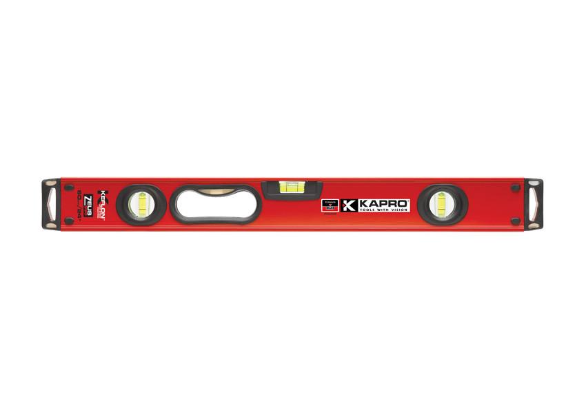 Уровень PLUMBSITE ZEUS 120 см KAPRO 990-41-120