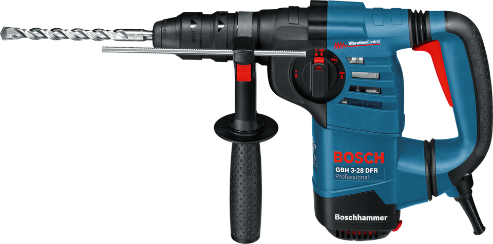 Перфоратор SDS-plus BOSCH GBH 3-28 DFR