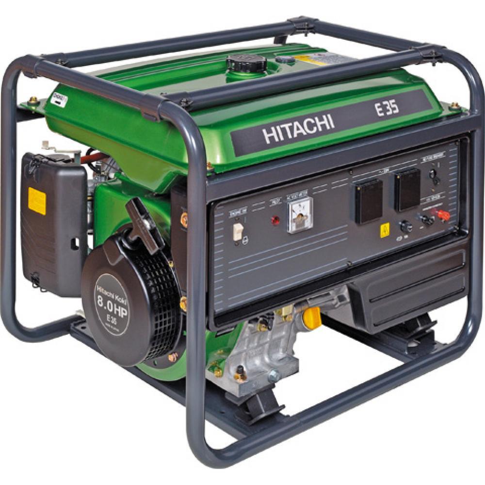 Бензиновый генератор Hitachi E 40