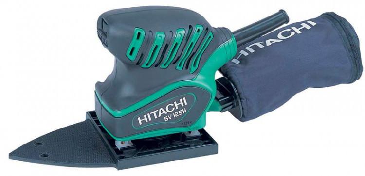 Плоскошлифовальная вибрационная машина Hitachi SV12SH
