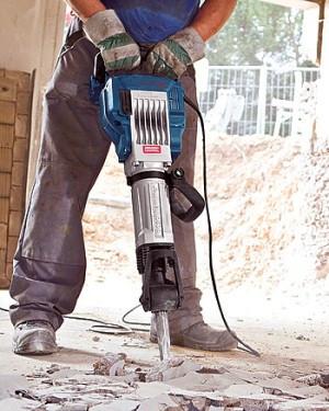 Прокат отбойного молотка, бетонолома.