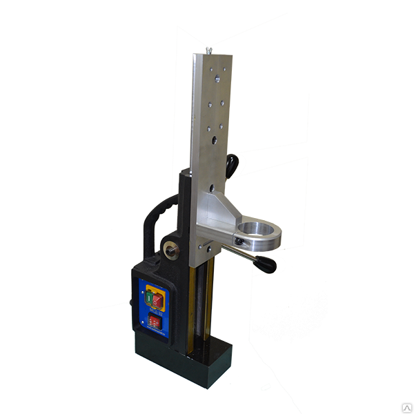 Стойка магнитная для электродрели МСД-32, d=70мм, в комплекте кольца d=59мм и 65мм,