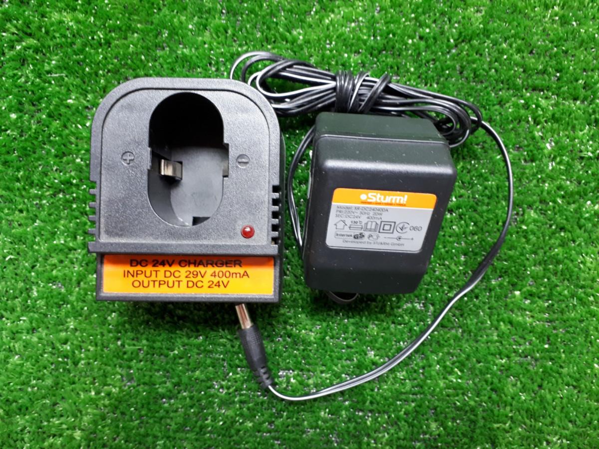 Зарядное устройство Sturm DC3024C