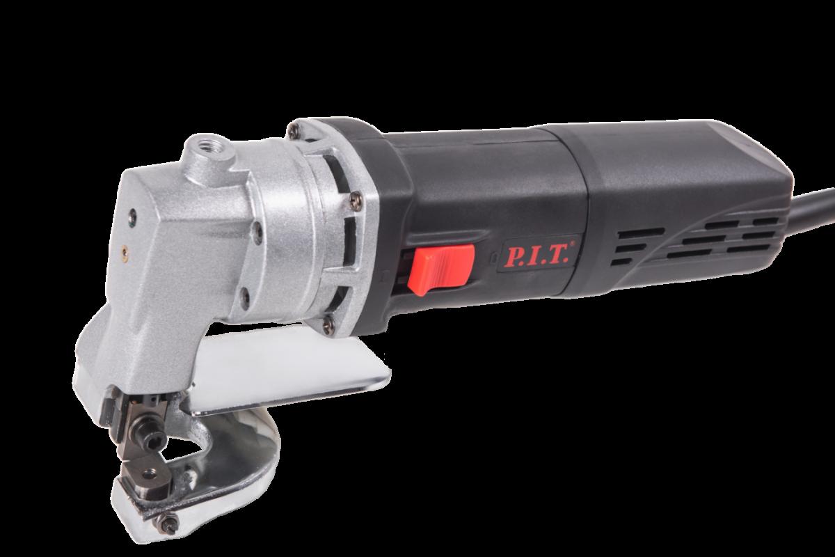 Ножницы электрические по металлу PIT PDJ 250-C PRO (500Вт, 2600ход/мин, толщ реза стали 1,6-2,5мм)