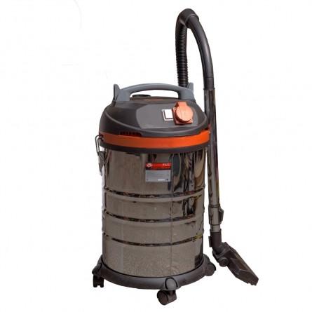 Пылесос PIT PVC30-C МАСТЕР 1,5кВт,3 м шланг,пыль.сбор 30л,нерж.к-с,бум.мешок, 2кВт подкл инст)