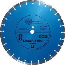 Диск алмазный Trio Diamond 400х25,4х12 Лазер армированный бетон, железобетон