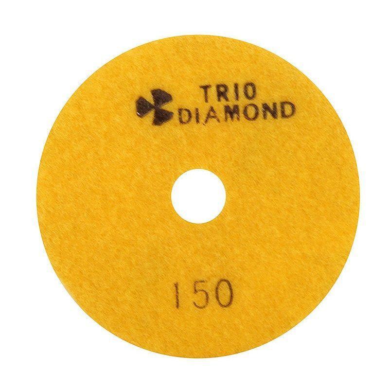 """Круг алмазный гибкий шлифовальный """"Черепашка"""" Trio Diamond 100 № buff"""
