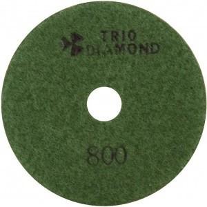 """Круг алмазный гибкий шлифовальный """"Черепашка"""" Trio Diamond 100 №  200 (сухая шлифовка)"""