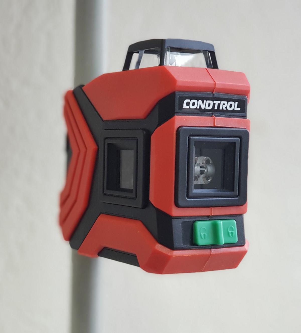Нивелир лазерный CONDTROL GFX360