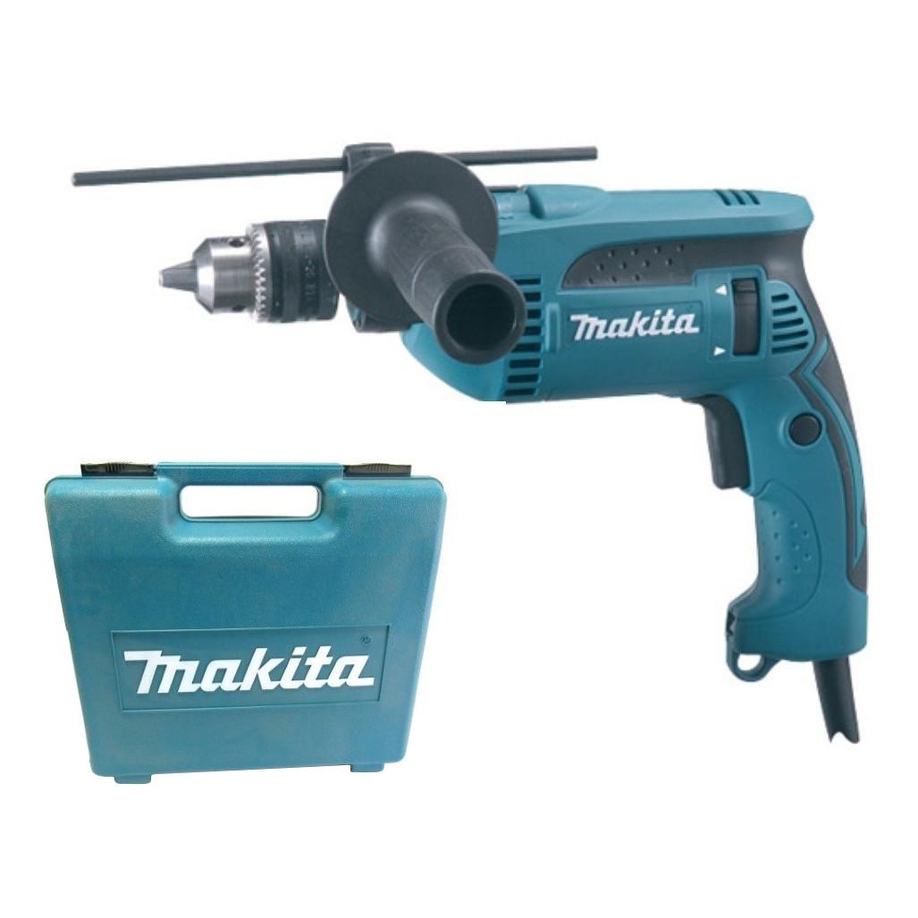 Дрель ударная Makita HP1640 (680W, ЗВП - 13мм, удар.,)