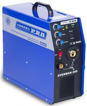 Инверторный сварочный полуавтомат OVERMAN 200 Mosfet/Aurora-Pro (220В)