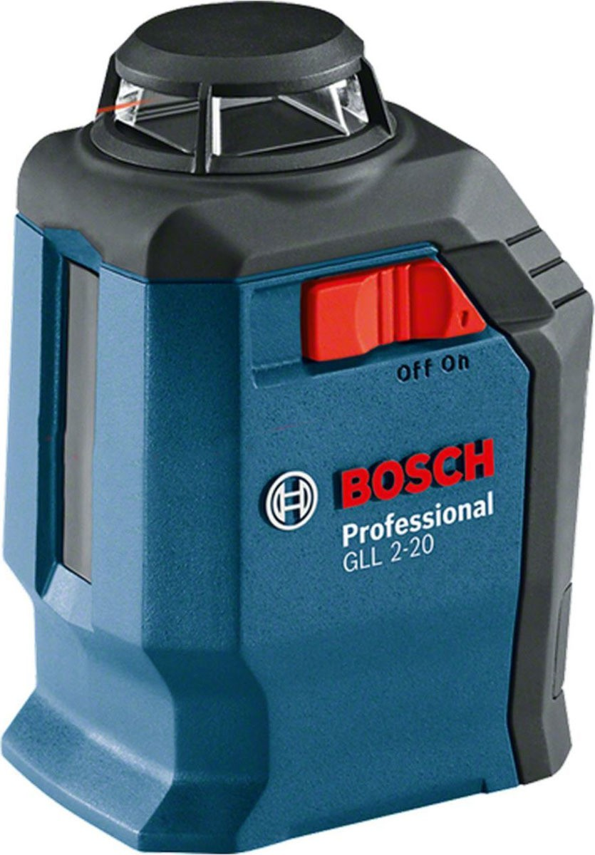 Нивелир лазерный Bosch GLL 2-20
