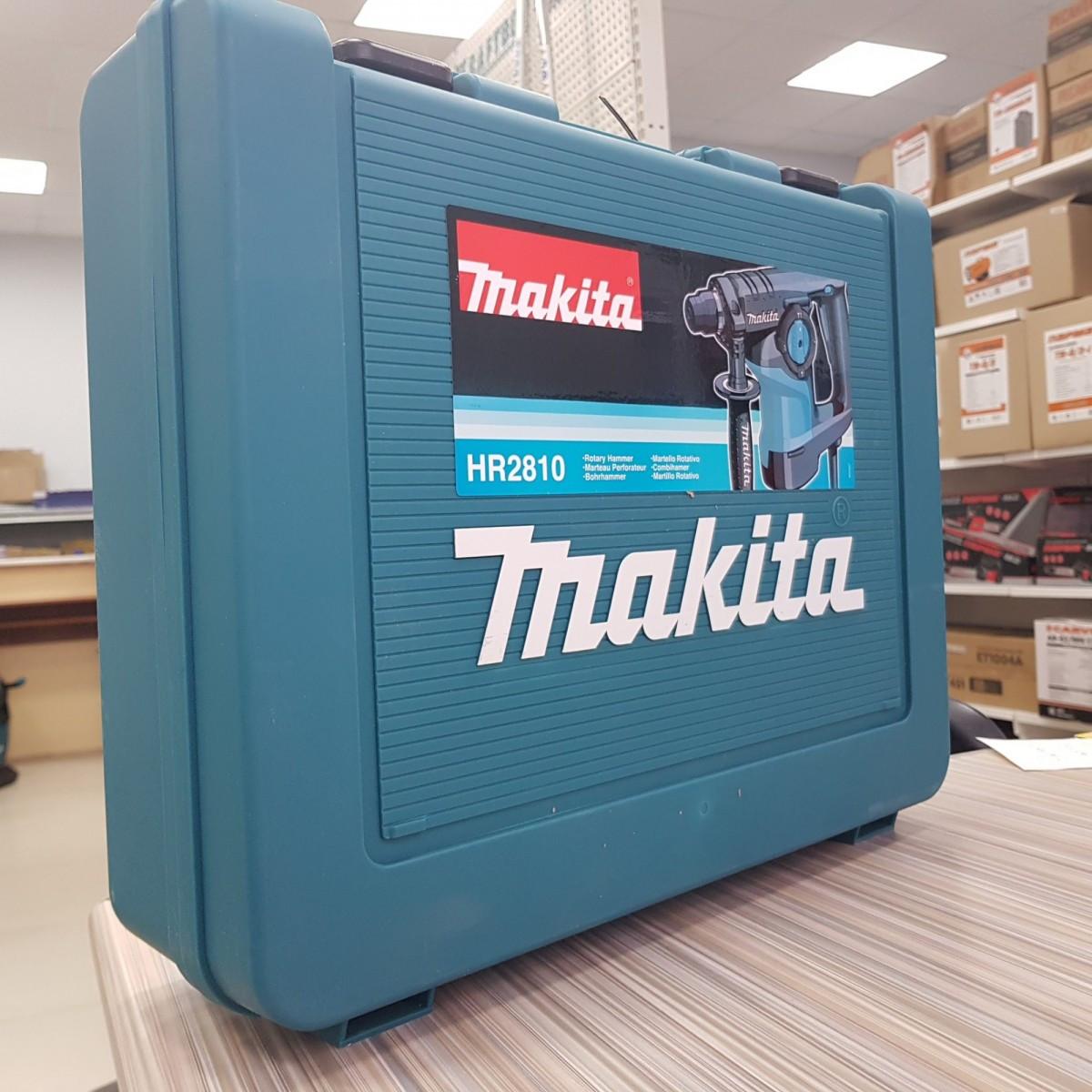 Перфоратор Makita HR2810 (800 W, 2,9 Дж, SDS-p