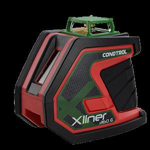 Нивелир лазерный CONDTROL XLiner 360 G