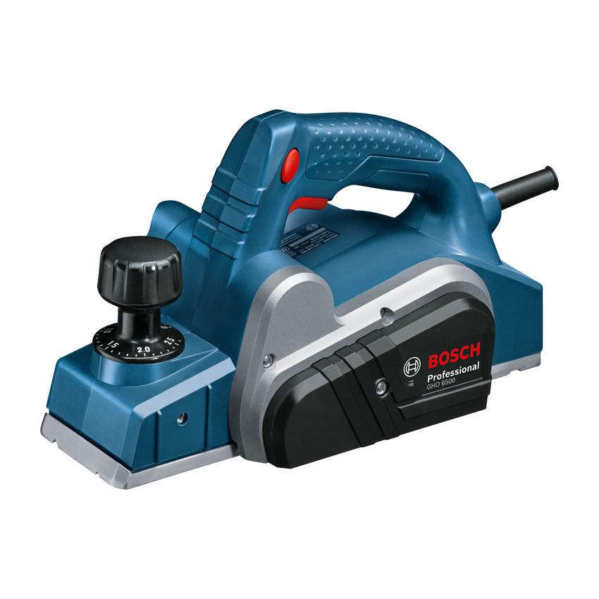 Рубанок Bosch GHO 6500  3165140831987