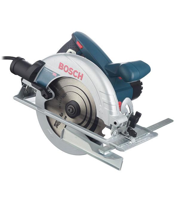 Пила дисковая Bosch GKS 190 (1400Вт, 190мм)  3165140469678