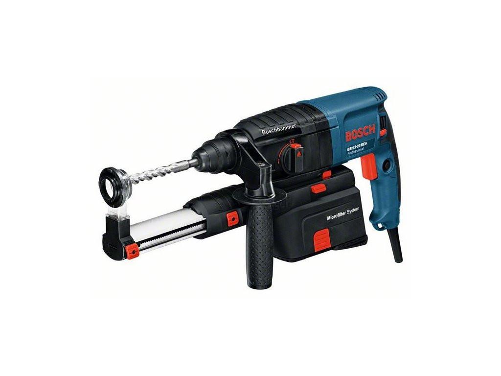 Перфоратор Bosch GBH 2-23 REА (710Вт, пыл/отс) 3165140435222