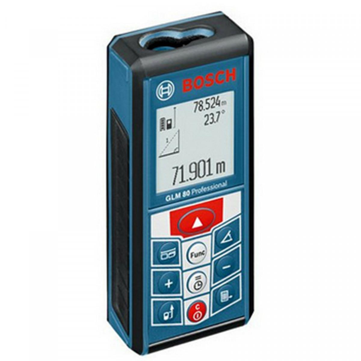 Дальномер лазерный Bosch GLM 80  3165140600804