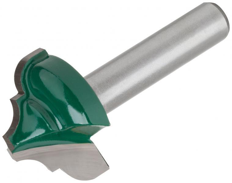 Фреза пазовая фасонная DxHxL=25х15х50мм