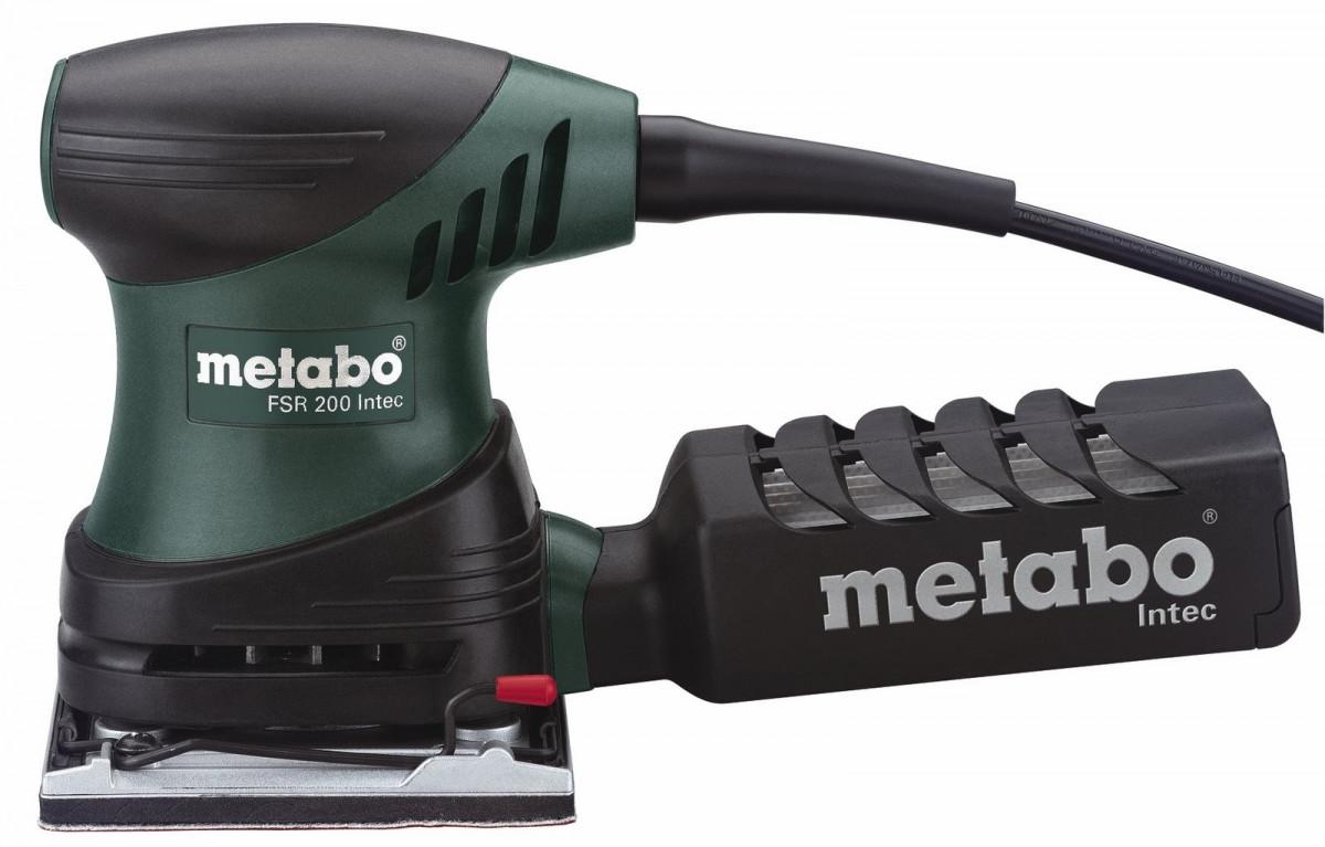 ПШМ Metabo FSR 200 Intec