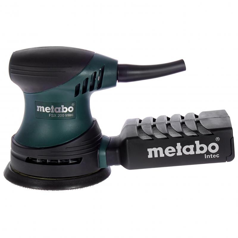 Эксцентрик Metabo FSX 200 (240Вт, 125мм)