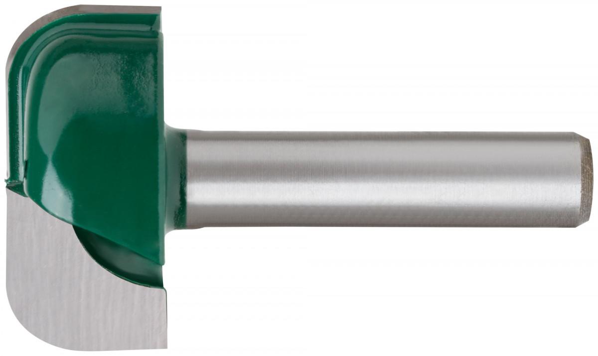 Фреза пазовая фасонная DxHxL=28,6х13х48мм
