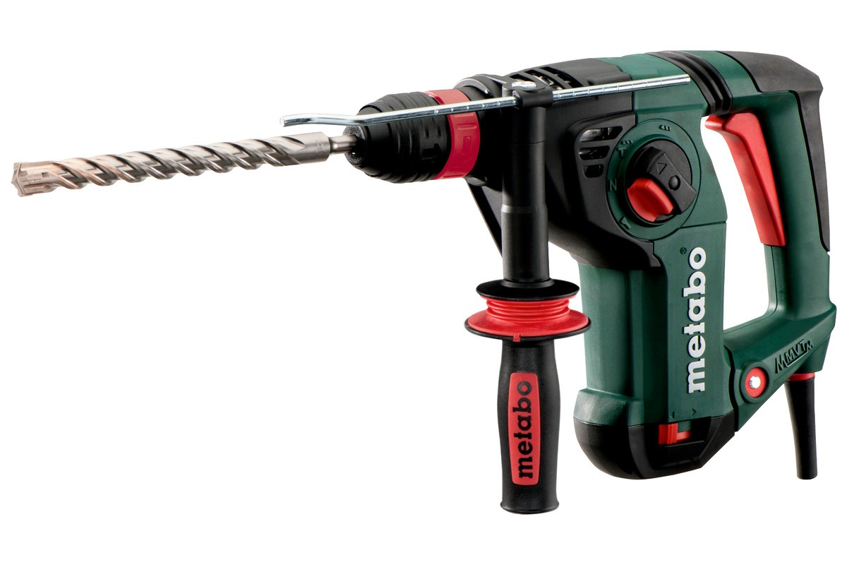 Перфоратор Metabo KHE 3250 (SDS-plus, 800вт, 3.1Дж, верт)