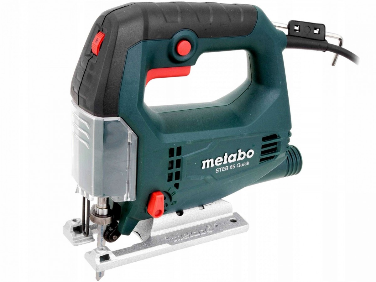 Лобзик Metabo STEB 65 Quick (450Вт)