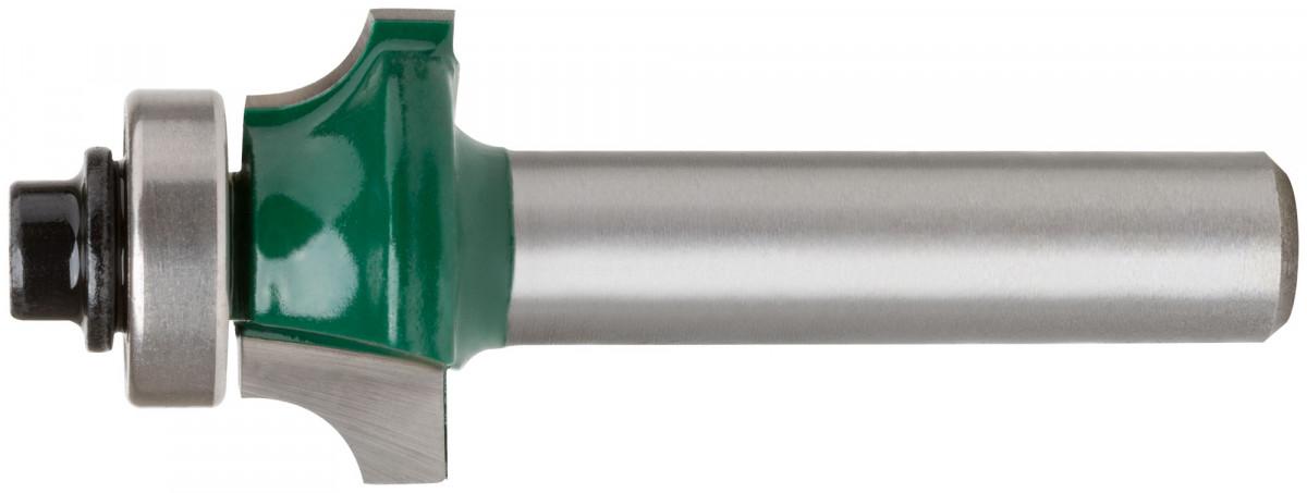 Фреза кромочная калевочная с подшиником DxHxL=16х16х60,3мм