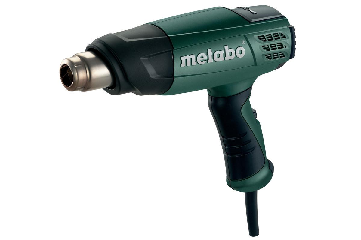 Фен Metabo H 16-500 (1600Вт) с  насадками