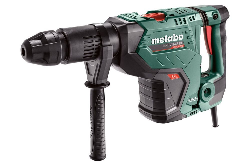 Перфоратор Metabo KHEV 8-45 BL SDSmax,1500вт,45мм,12.2