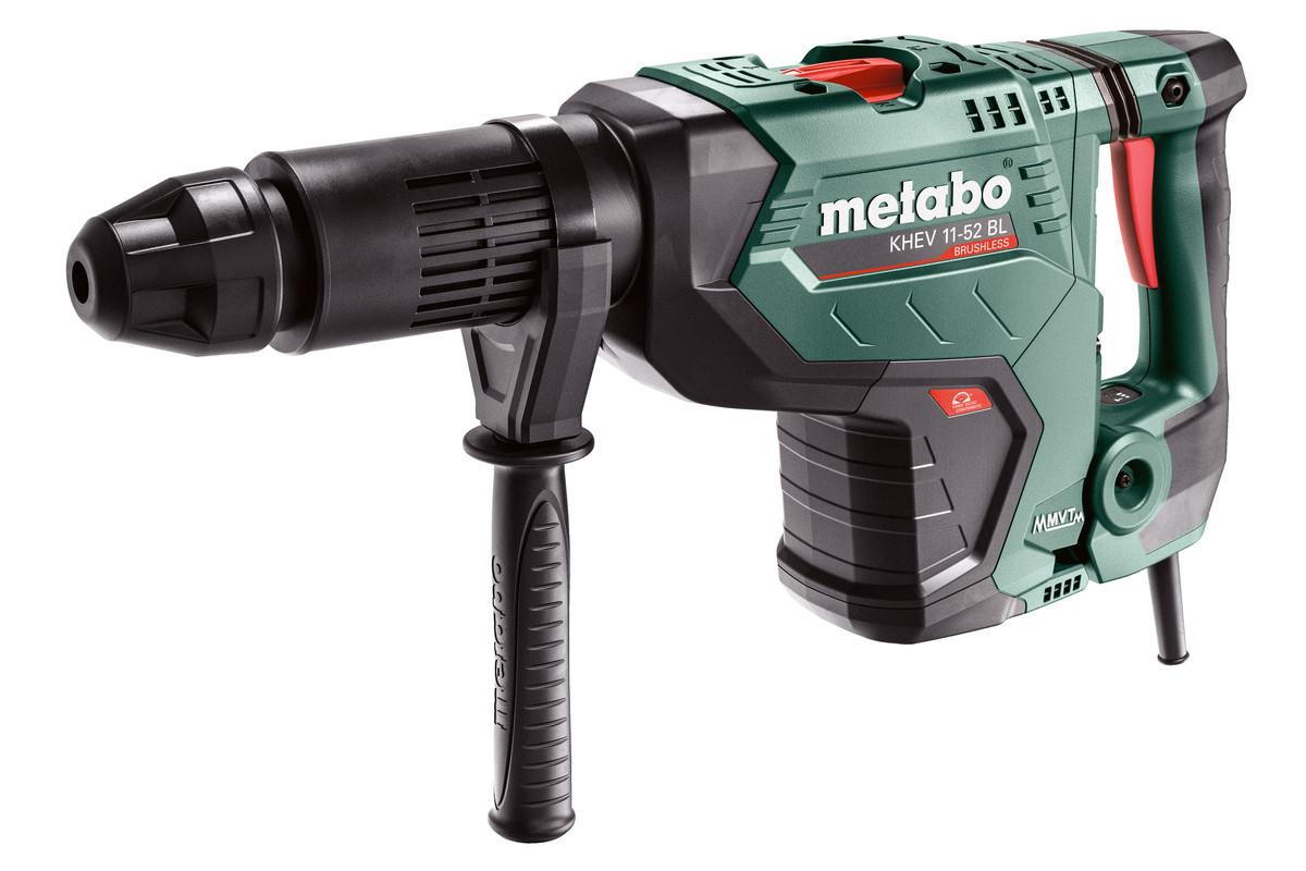 Перфоратор Metabo KHEV 11-52 BL SDSmax,1500вт,52мм,18.8