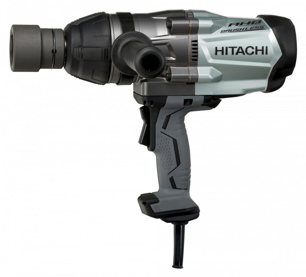 Гайковерт Hitachi WR25SENS ударный (900Вт, 1100 Нм) Бесщеточный