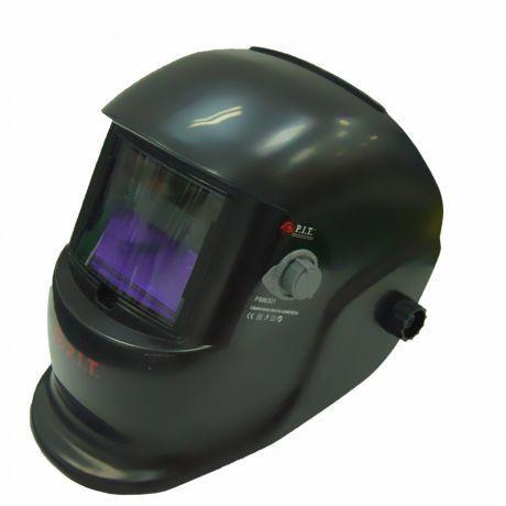 Маска сварщика в комплекте Хамелеон №4 PIT (843003, регул., зат. DIN 9-13 ,2 Lit встр. батарея)