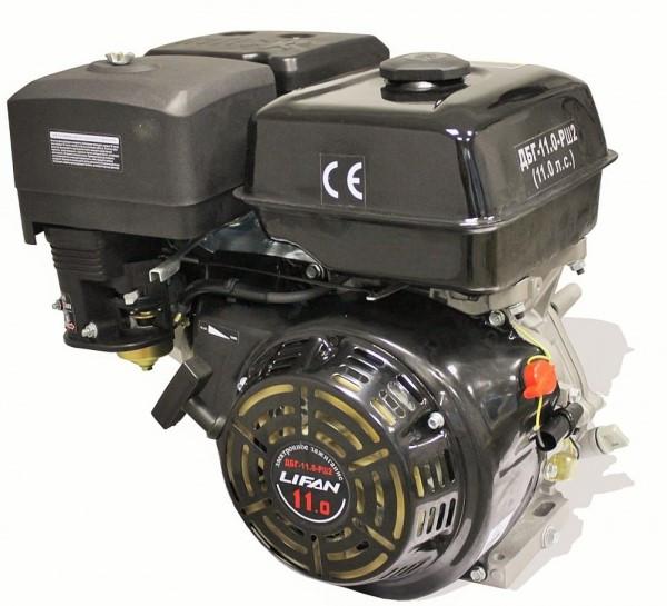 Двигатель LIFAN 182F 4-такт., 11 л.с. вал 25мм