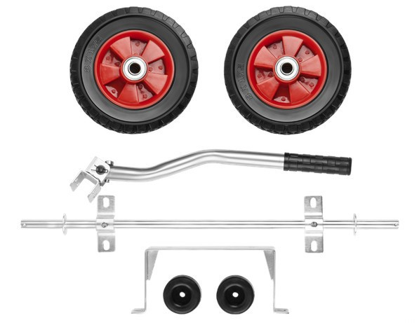 Комплект транспортировочный для генераторов CARVER PPG- 3600-8000Е (колеса+рукоятки)