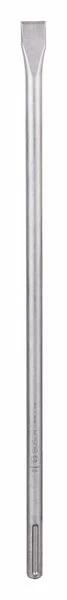 Зубило Bosch плоское SDS-max 600мм