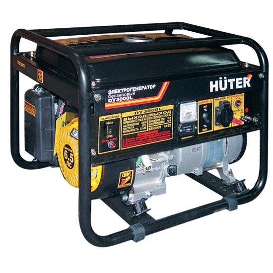 Генератор бензиновый Huter DY3000L
