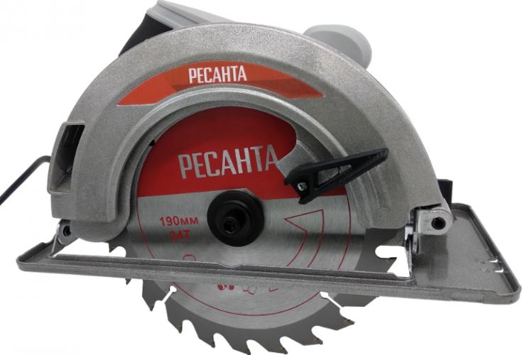 Пила дисковая ВИХРЬ ДП-190/1800