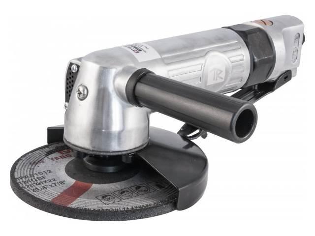 УШМ пневмошлифмашина орбитальная с пылеотводом 10000 об/мин, 125 мм AAG0510 Thorvik