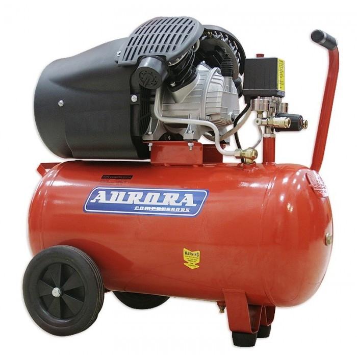 Компрессор GALE-100 (100л, 412л/мин-на входе, 2,2кВт, 220В)/Aurora