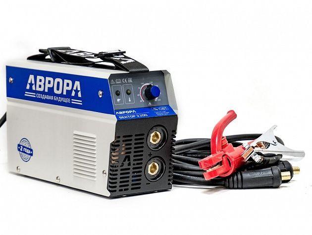 Инверторный аппарат ручной дуговой сварки Вектор 2200/Aurora