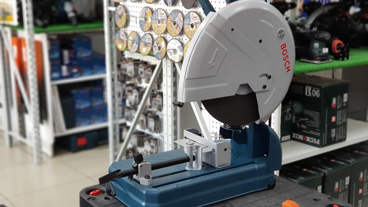 Пила отрезная монтажная Bosch GCO 14-24 J (2400Вт, 355мм)