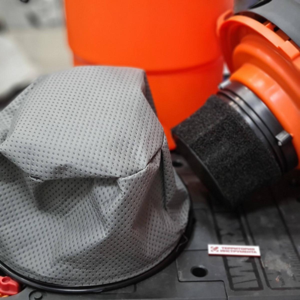 Пылесос промышленный PATRIOT VC 205, 20л , розетка, фильтр-мешок