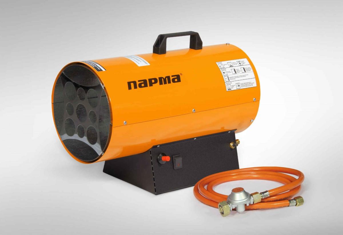 Пушка газовая ПАРМА ТПГ- 10 (10 кВт, 300 куб.м/час)
