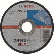 Круг отрезной по металлу Bosch 115х22х2,5 Standart