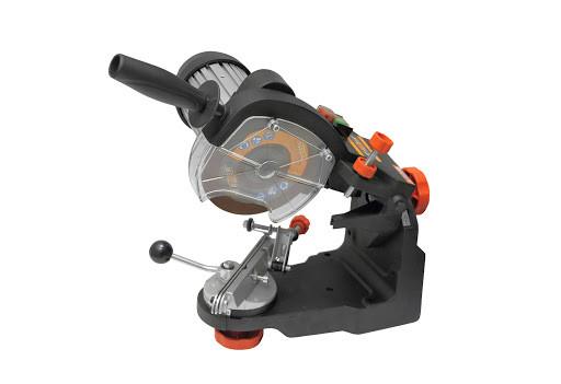 Станок для заточки цепей EG-235-CN Rezer (подсветка, быстробыстрозажимной мех-зм