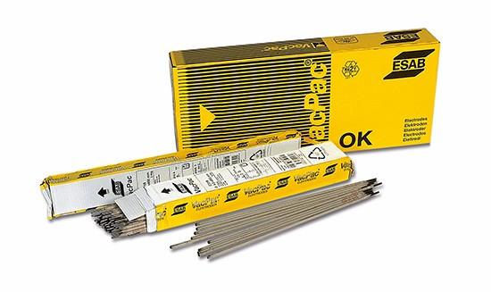 Электроды ОК-46 4.0мм (6,6кг) ЕСАБ-СВЭЛ Постоянный/Переменный ток