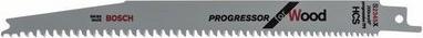 Пилки сабельные Bosch дерево 200мм S2345X 200х1,25 мм (прямой рез) (2шт)